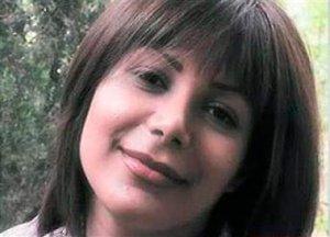 Imagen sin fecha de una mujer identificada en el sitio Flickr como Neda Agha Soltani,...