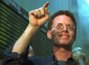 David Rohde, en una foto de archivo de 1995.- AP