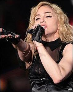Madonna sufrió un par de colapsos durante su concierto en Bulgaria, los cuales fueron originados por el exceso de trabajo y las presiones que ha vivido en los últimos tiempos (Foto: )